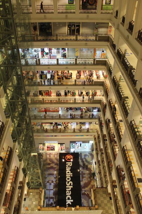 RadioShack Berjaya Times Square, Kuala Lumpur