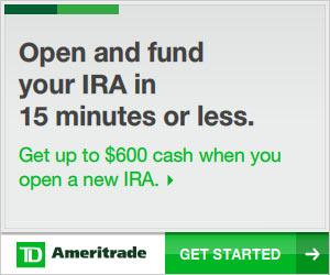 TD Ameritrade IRA