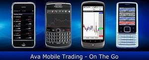 AVATrade Mobile Trading