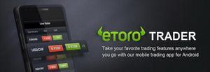 eToro Mobile Trader